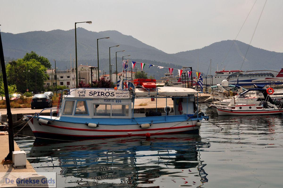 foto Thassos stad - Limenas | Griekenland | Foto 6