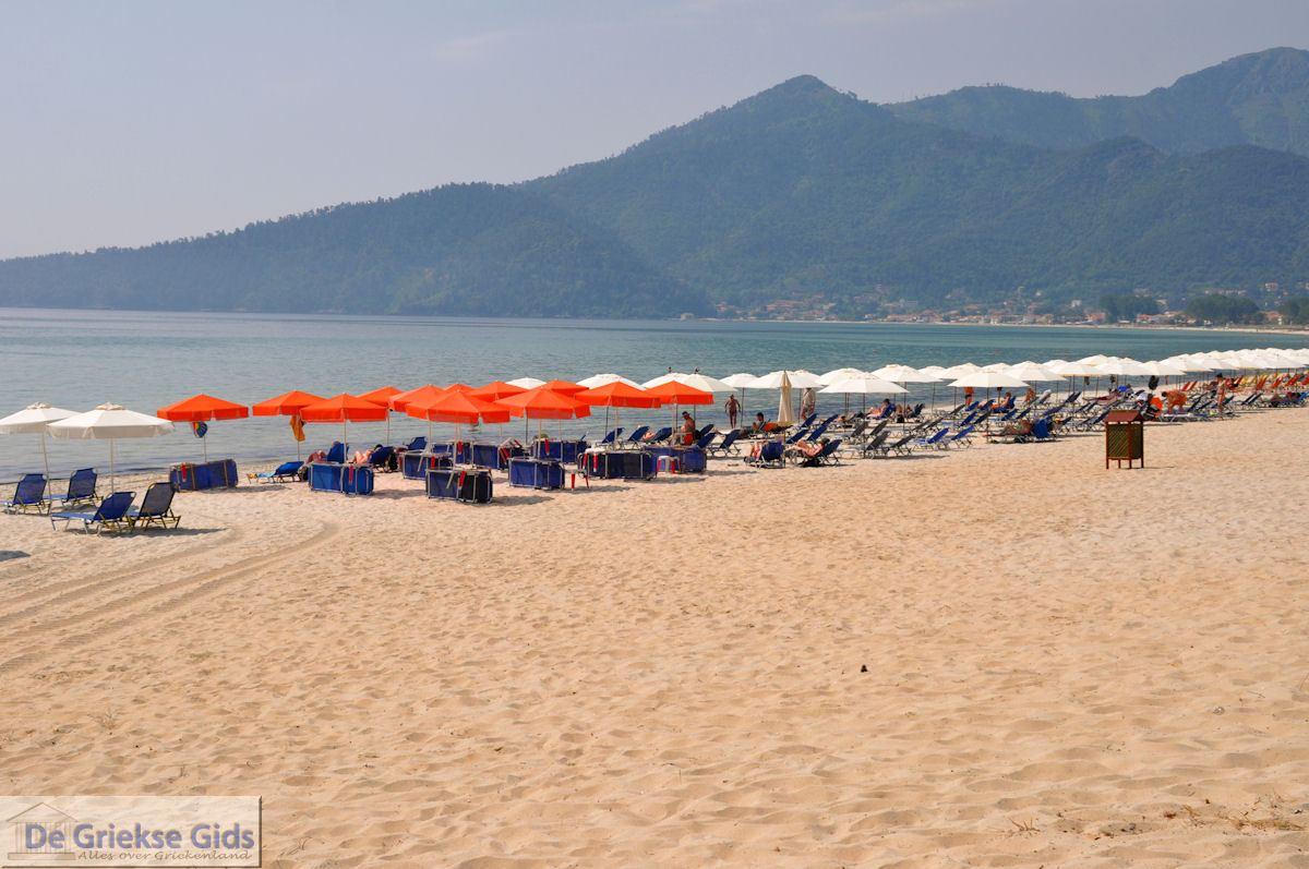 foto Golden Beach - Skala Panagia - Chrissi Ammoudia | Thassos | Foto 3