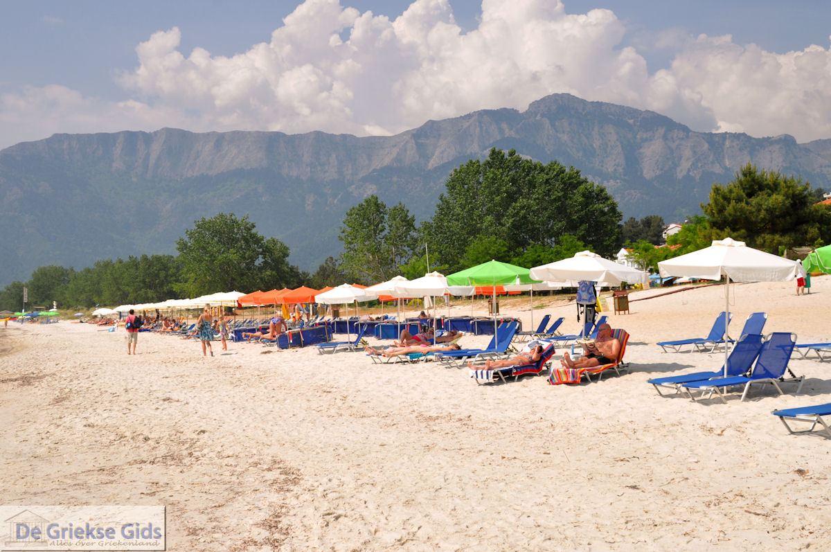 foto Golden Beach - Skala Panagia - Chrissi Ammoudia | Thassos | Foto 6