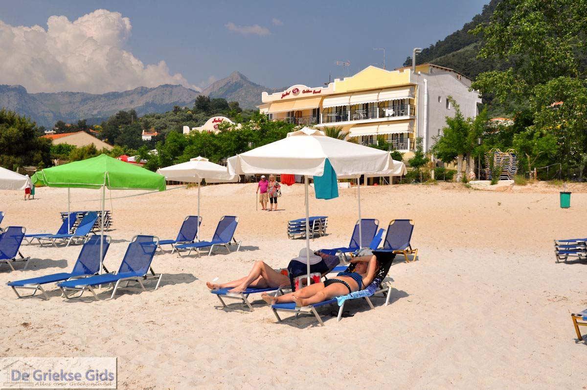 foto Golden Beach - Skala Panagia - Chrissi Ammoudia | Thassos | Foto 7