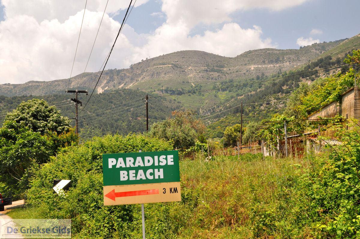 foto Paradise Beach - Kinira | Thassos | Foto 2