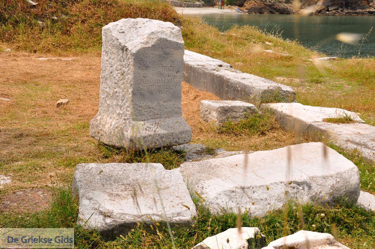 foto Alyki Thassos   Griekenland   Foto 12