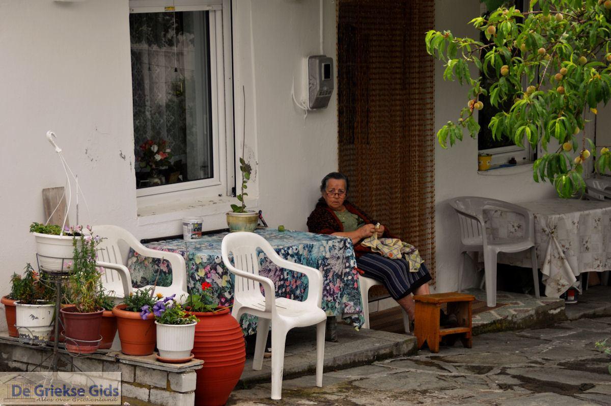 foto Limenas  - Thassos stad  Griekenland   Foto 12