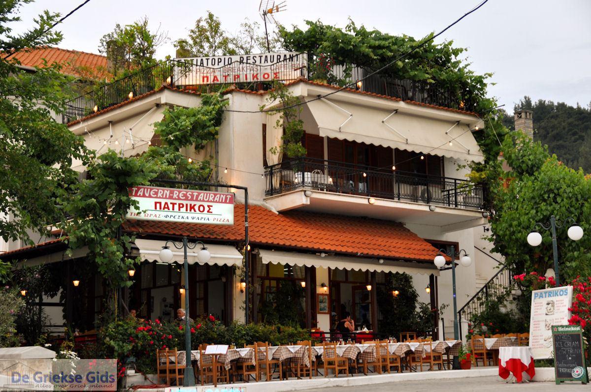 foto Limenas  - Thassos stad  Griekenland   Foto 41