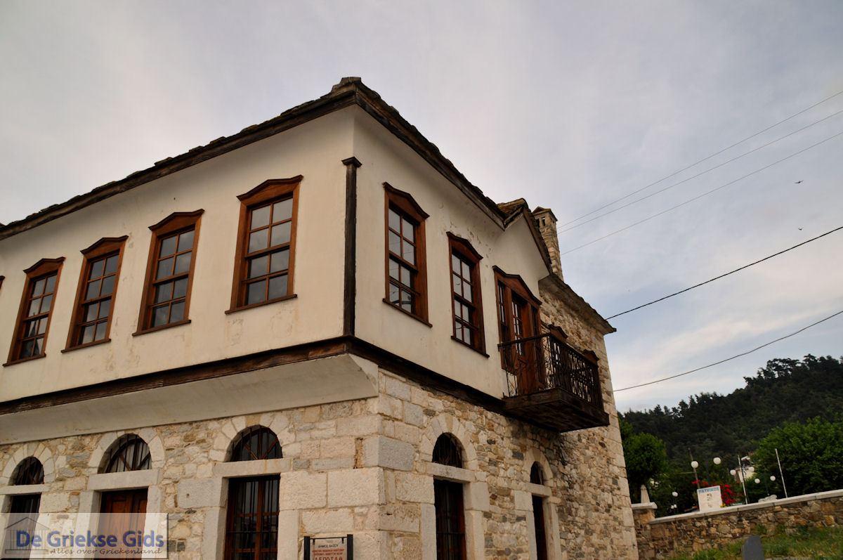 foto Limenas  - Thassos stad  Griekenland   Foto 43