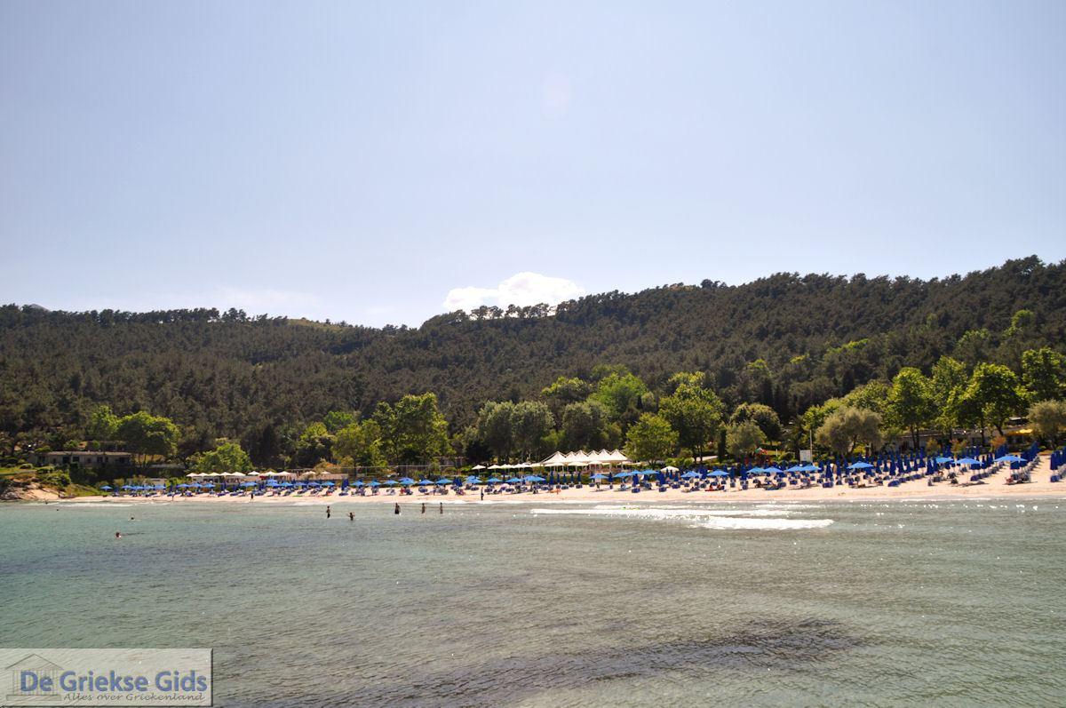 foto Makryammos - Strand bij Limenas (Thassos stad) | Foto 19