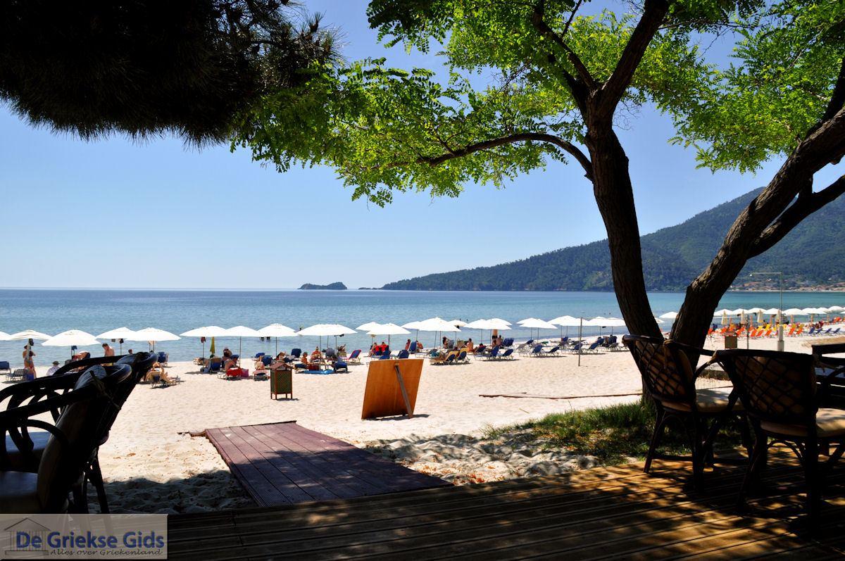 foto Golden Beach - Skala Panagia - Chrissi Ammoudia   Thassos   Foto 10