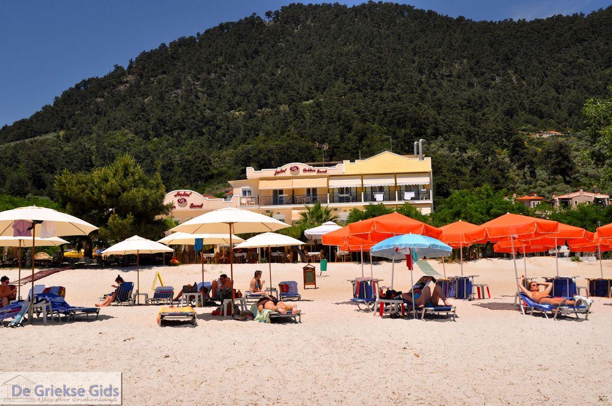 foto Golden Beach - Skala Panagia - Chrissi Ammoudia | Thassos | Foto 14
