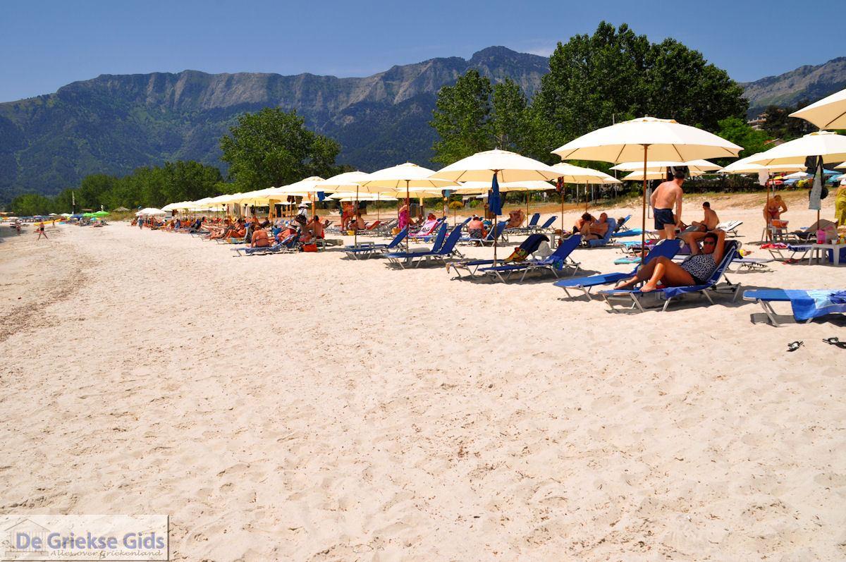 foto Golden Beach - Skala Panagia - Chrissi Ammoudia | Thassos | Foto 22
