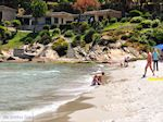 Makryammos - Strand bij Limenas (Thassos stad) | Foto 11 - Foto van De Griekse Gids