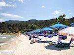 Makryammos - Strand bij Limenas (Thassos stad) | Foto 12 - Foto van De Griekse Gids