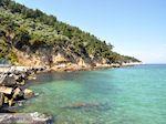 Makryammos - Strand bij Limenas (Thassos stad) | Foto 16 - Foto van De Griekse Gids