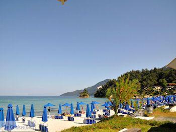 Makryammos - Strand Limenas (Thassos Stadt) | Foto 24 - Foto von GriechenlandWeb.de
