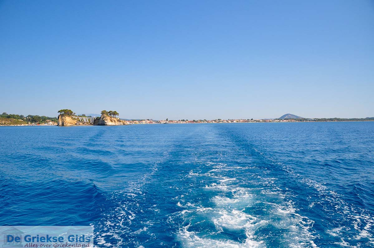 foto Agios Sostis Zakynthos | Griekenland | De Griekse Gids nr 19
