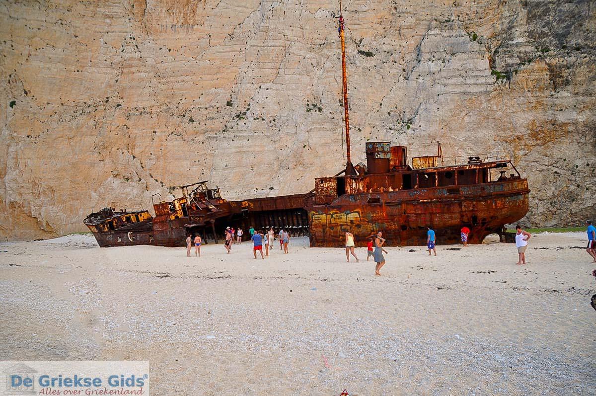 foto Scheepswrak Zakynthos | Shipwreck Zakynthos | De Griekse Gids | nr 22