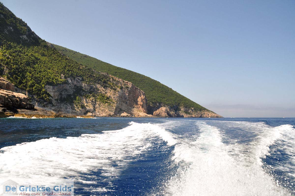 foto Noordkust Zakynthos | Griekenland nr 11