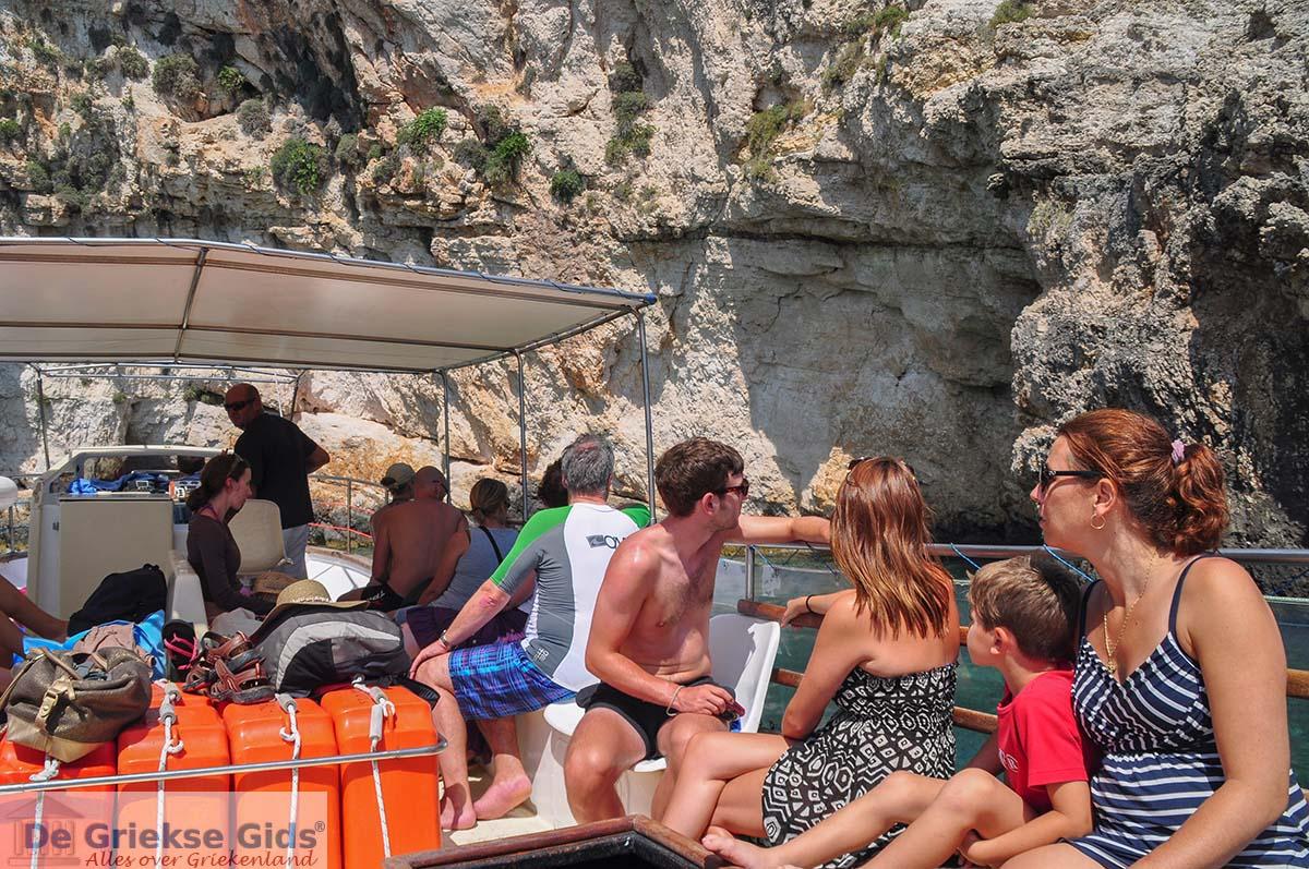foto Blue Caves - Blauwe grotten | Zakynthos | De Griekse Gids 28