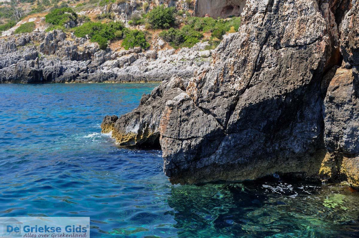 foto Noordoostkust Zakynthos | Griekenland | De Griekse Gids