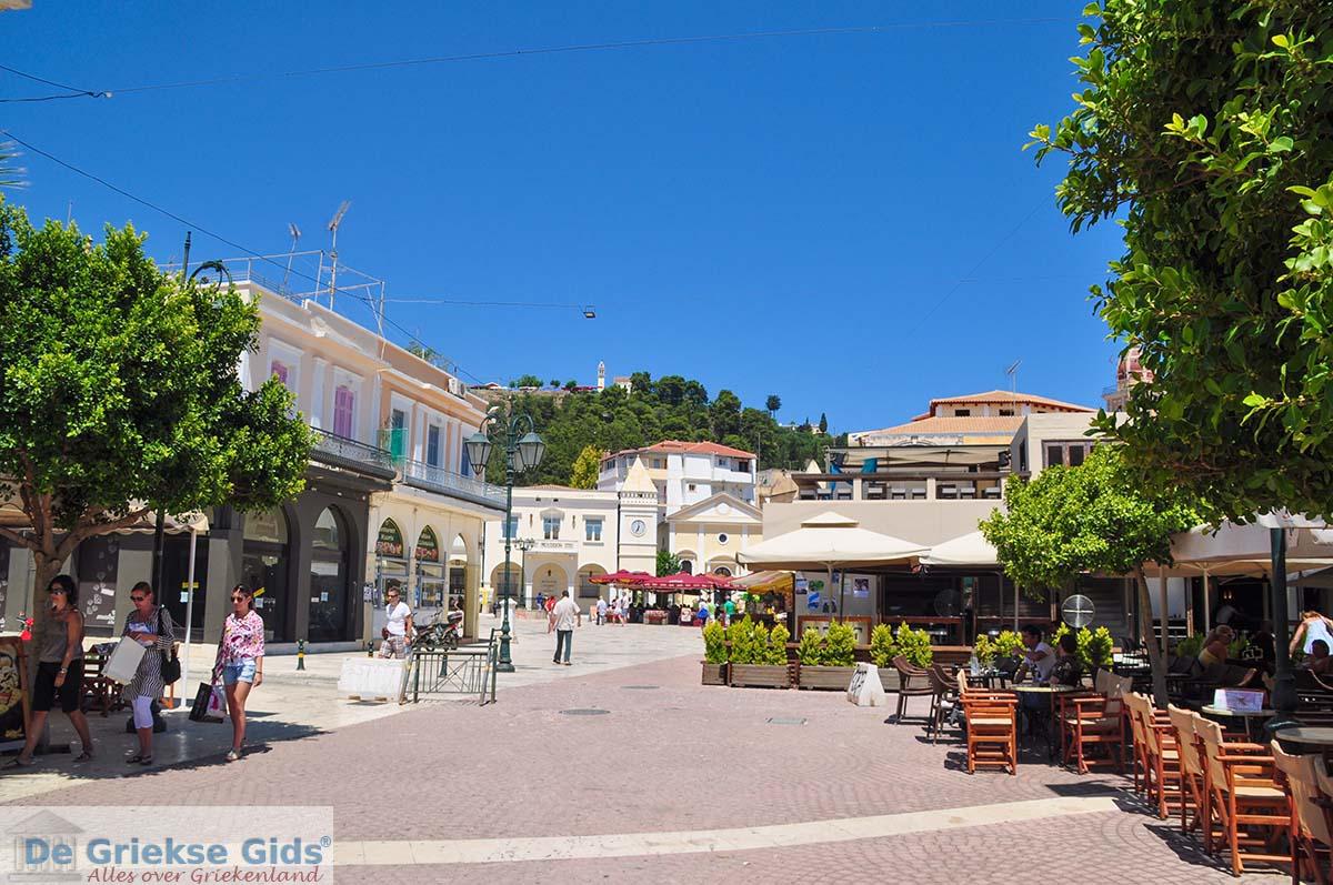 foto Zakynthos stad | Griekenland | De Griekse Gids nr 41