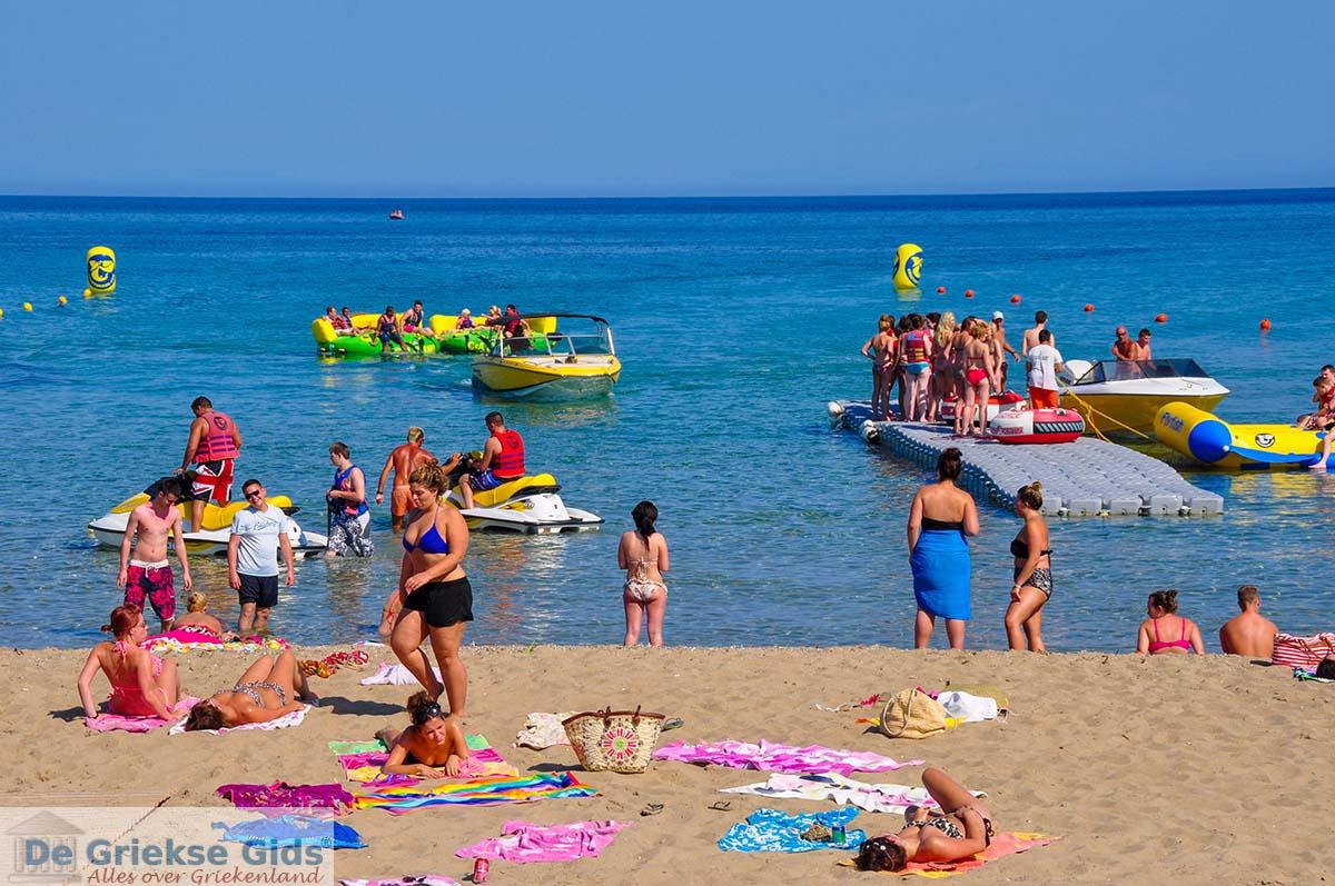 foto St Nicolas Bay Vassilikos   Zakynthos   De Griekse Gids nr 9