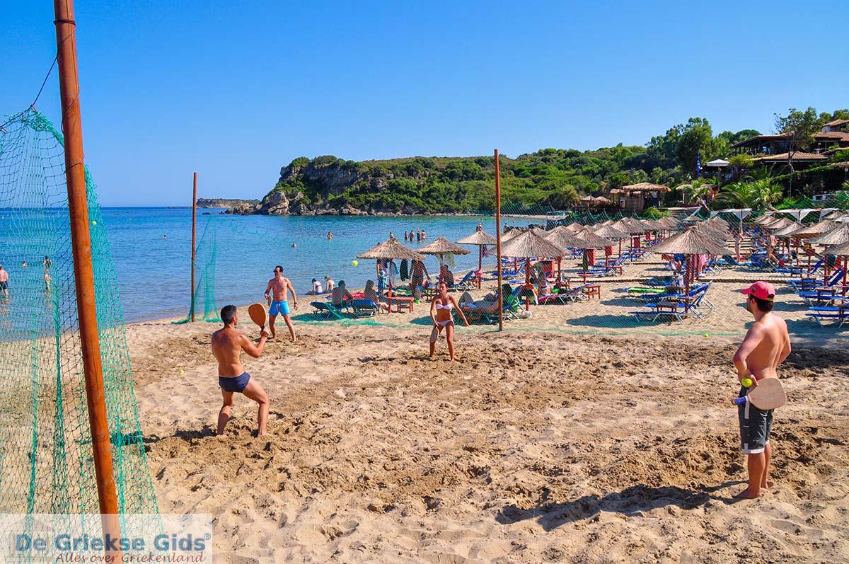 foto St Nicolas Bay Vassilikos   Zakynthos   De Griekse Gids nr 15