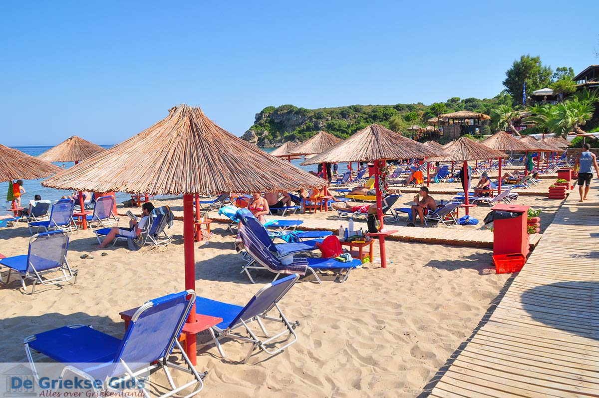 foto St Nicolas Bay Vassilikos | Zakynthos | De Griekse Gids nr 17