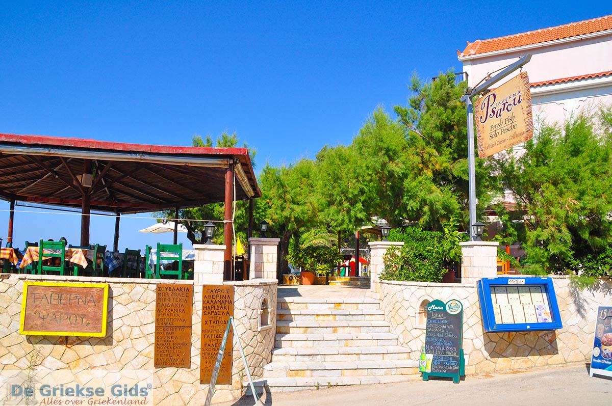 foto Psarou Beach Zakynthos | Griekenland | De Griekse Gids nr 2