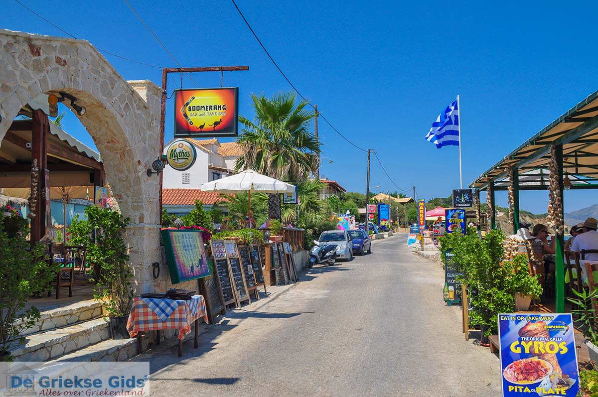 foto Agios Sostis Zakynthos | Griekenland | De Griekse Gids nr 33