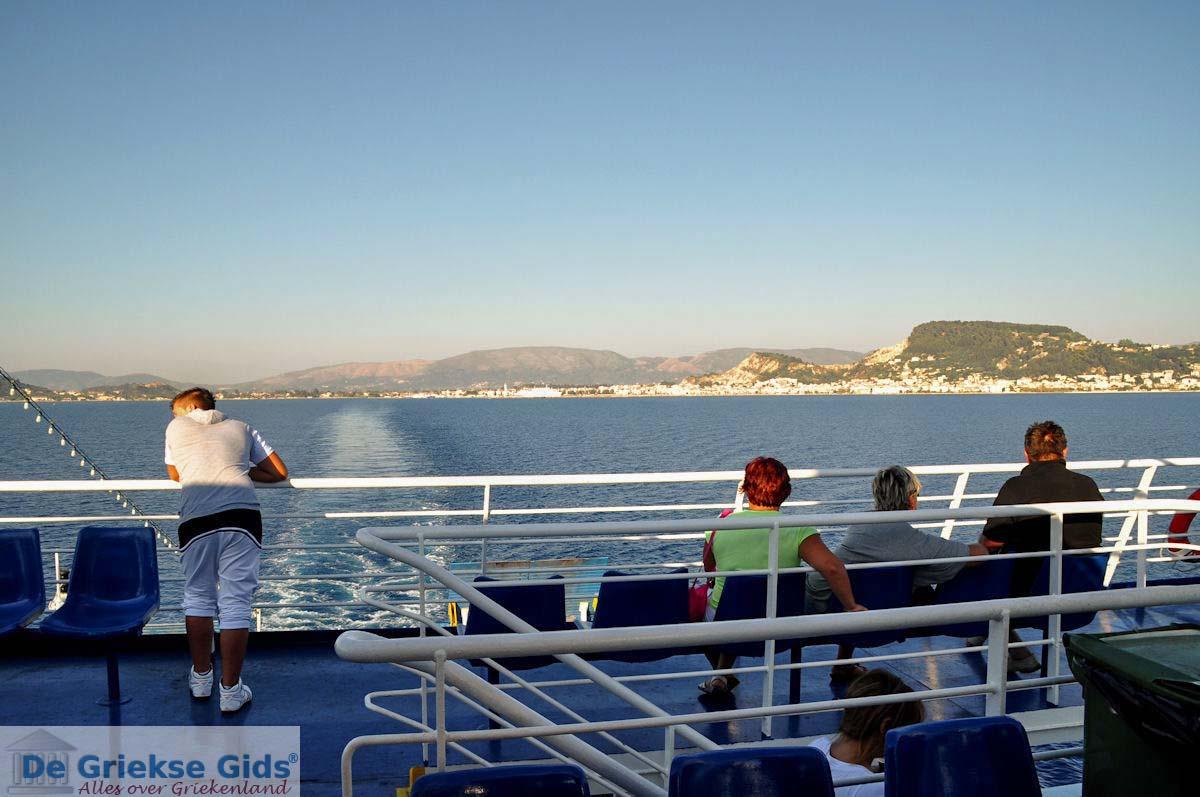 foto Op de boot van Zakynthos naar Kylini | De Griekse Gids nr 1