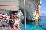 Blue Caves - Blauwe grotten | Zakynthos | De Griekse Gids 10 - Foto van De Griekse Gids