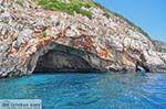 Blue Caves - Blauwe grotten | Zakynthos | De Griekse Gids 29 - Foto van De Griekse Gids