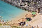 Strand Xigkia (Xigia) | Zakynthos | De Griekse Gids nr 13 - Foto van De Griekse Gids