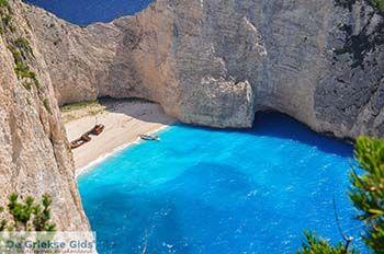 Scheepswrak Zakynthos | Shipwreck Zakynthos | De Griekse Gids | nr 7 - Foto van De Griekse Gids