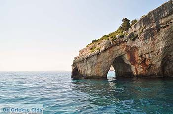 Blue Caves - Blauwe grotten | Zakynthos | De Griekse Gids 7 - Foto van De Griekse Gids