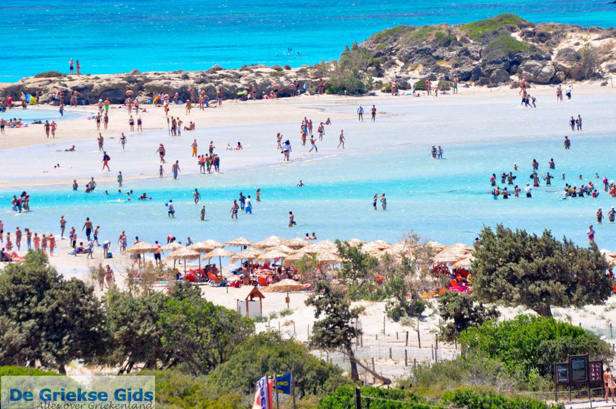 foto Elafonisi (Elafonissi) Kreta - Griekenland - Foto 70