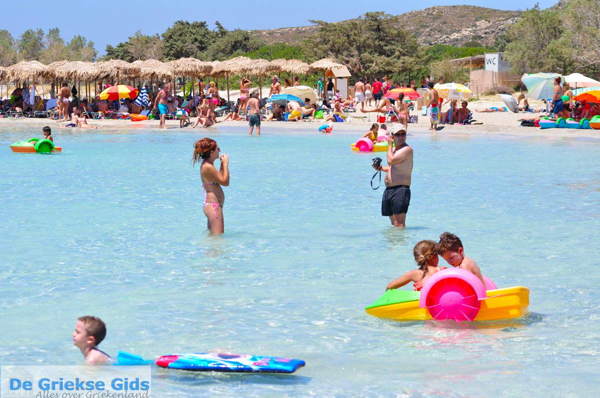 foto Elafonisi (Elafonissi) Kreta - Griekenland - Foto 93