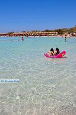 Elafonisi (Elafonissi) Kreta - Griekenland - Foto 113 - Foto van De Griekse Gids