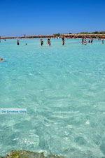 Elafonisi (Elafonissi) Kreta - Griekenland - Foto 122 - Foto van De Griekse Gids