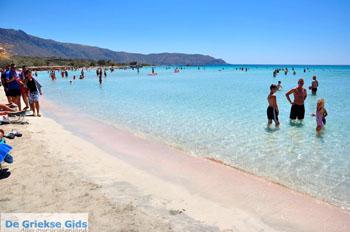 Elafonisi (Elafonissi) Kreta - Griekenland - Foto 7
