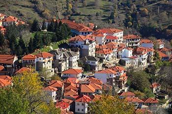 Metsovo Epirus Ioannina foto 2 - Aroma Dryos Eco - Foto van Aroma Dryos Eco