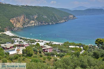 Lichnos beach - Parga foto 5 - Foto van De Griekse Gids