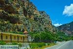 Route Messolongi - Agrinio - Departement Etoloakarnania -  Foto 1 - Foto van De Griekse Gids