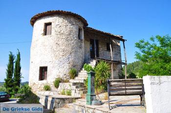 Toren van Drosini | Gouves Noord-Evia | Griekenland | Foto 1 - Foto van De Griekse Gids