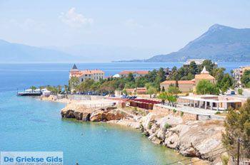 Aedipsos Evia - Foto van De Griekse Gids