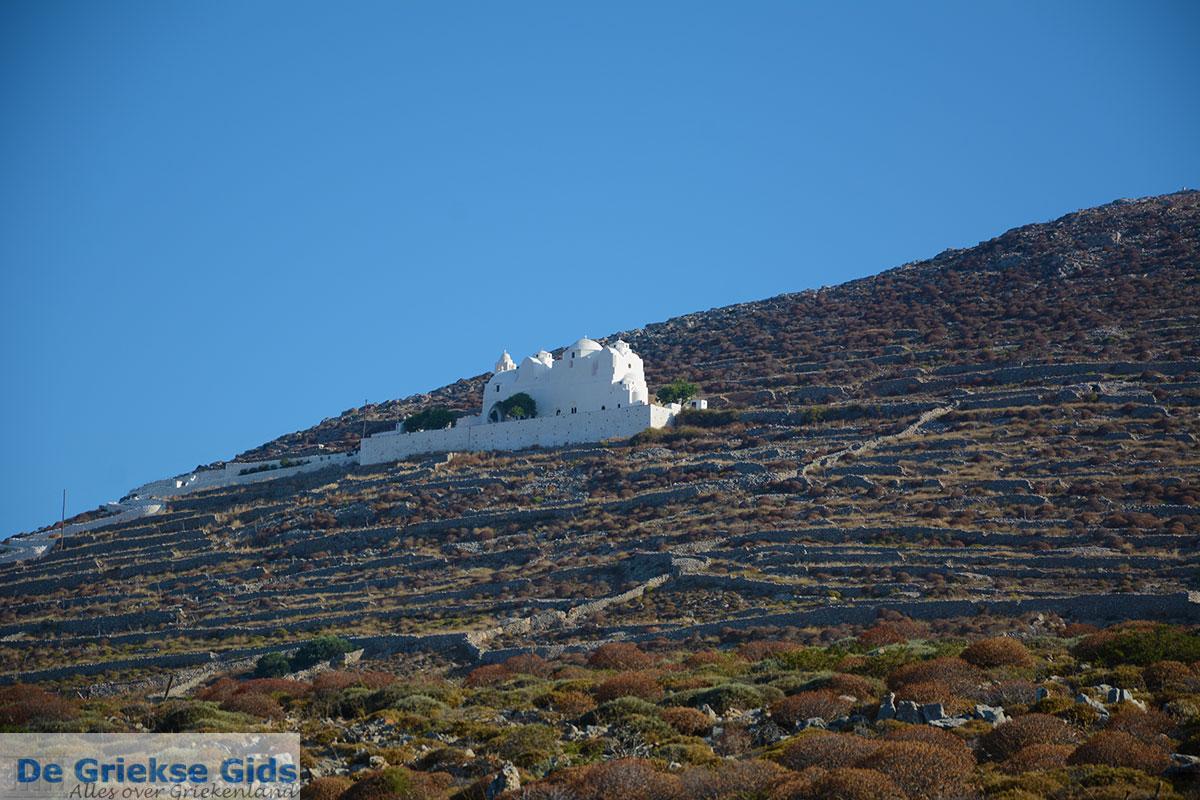foto Chora Folegandros - Eiland Folegandros - Cycladen - Foto 4