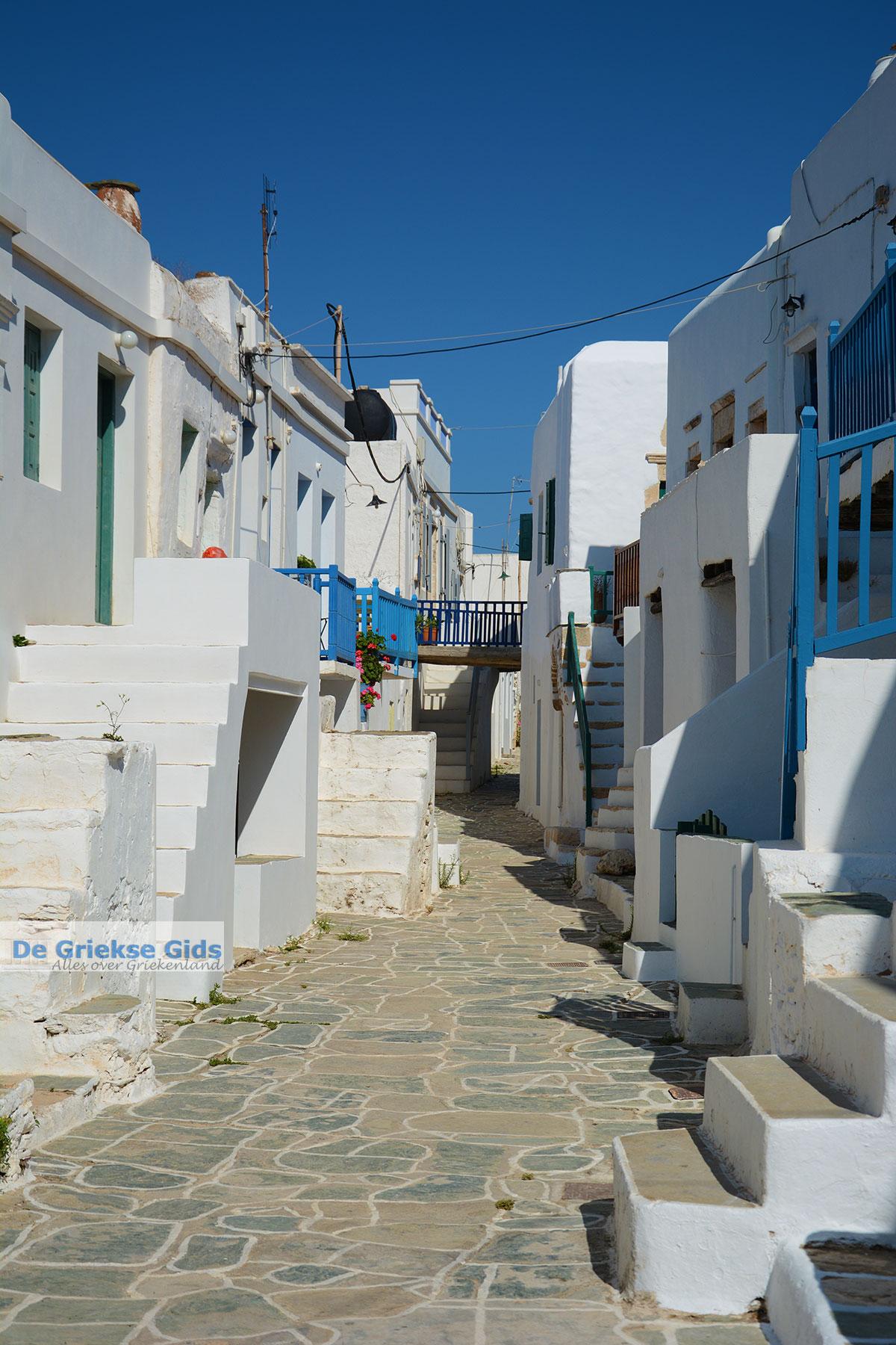 foto Chora Folegandros - Eiland Folegandros - Cycladen - Foto 41