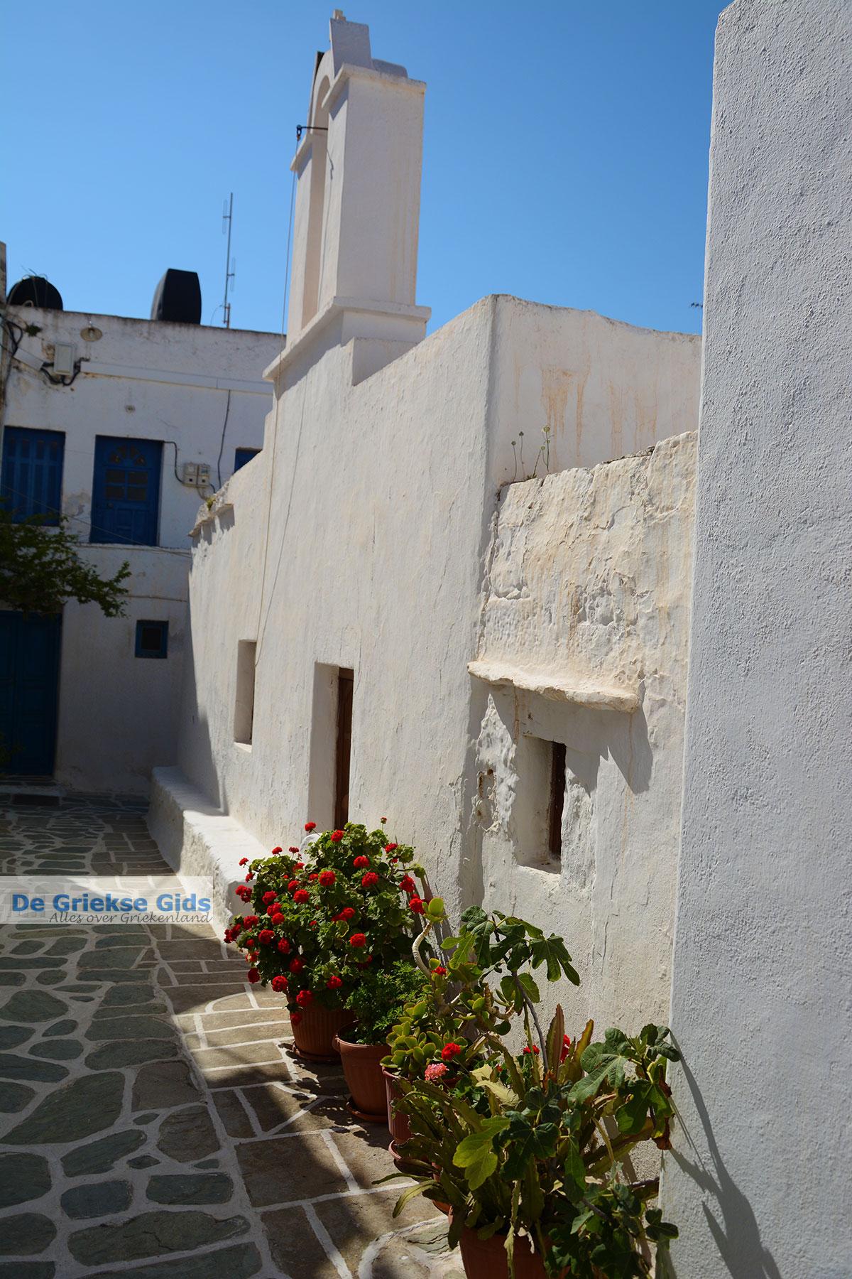 foto Chora Folegandros - Eiland Folegandros - Cycladen - Foto 45