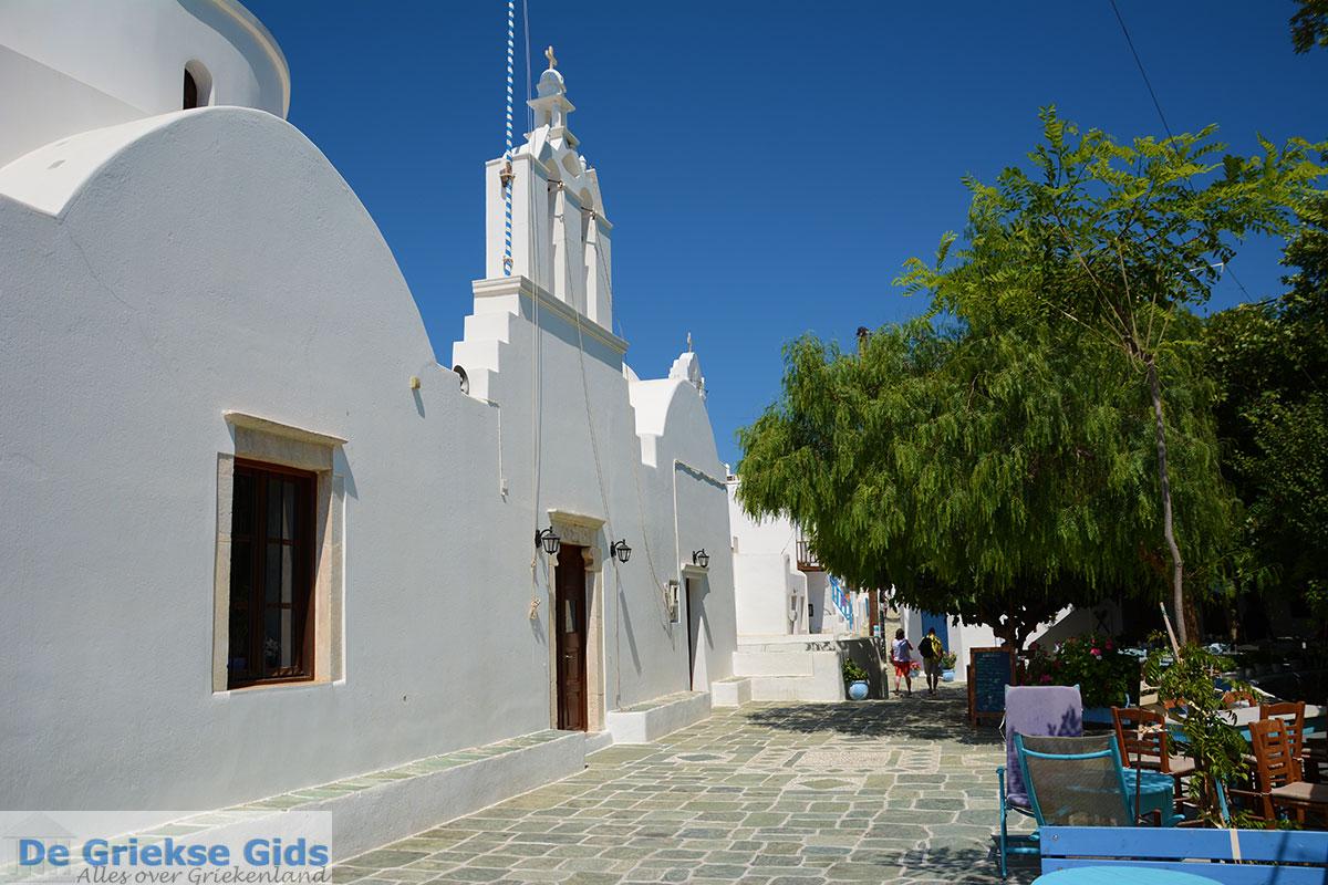 foto Chora Folegandros - Eiland Folegandros - Cycladen - Foto 94