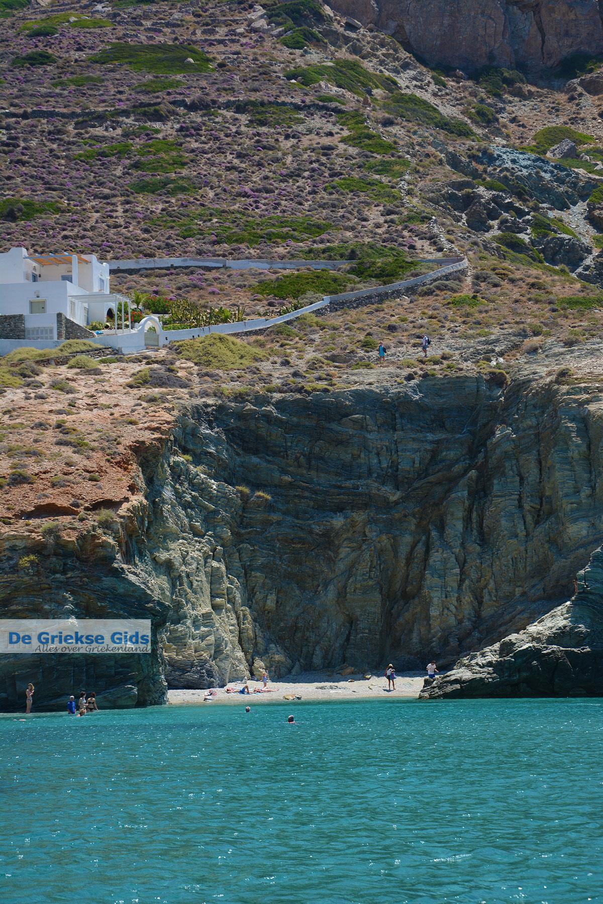 foto Angali Folegandros - Agali beach - Cycladen - Foto 132
