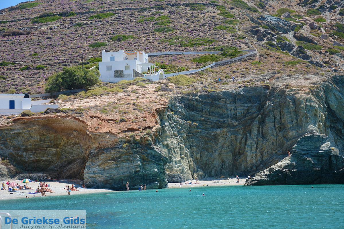 foto Angali Folegandros - Agali beach - Cycladen - Foto 133